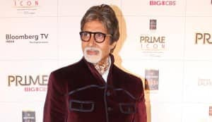 Amitabh Bachchan pulls an April Fool's prank on his fans!
