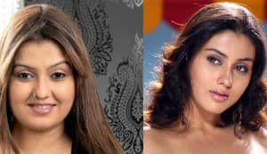 Namitha, Sona in catfight!