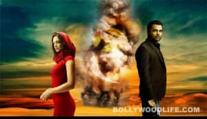 AAZAAN Movie review: Arguably the best-looking action film