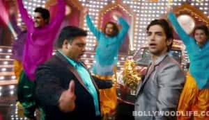 Mere Dad Ki Maruti song teaser: Ram Kapoor all set to jiggle his paunch!