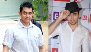 Aamir Khan and Imran Khan come together in 'Peekay'?