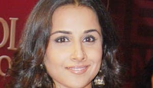 Vidya Balan bags her first world tour