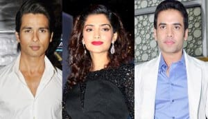Shahid Kapoor, Sonam Kapoor, Tusshar Kapoor tweet in memory of 26/11 terror attacks