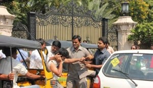 Suo motu case against Ram Charan Teja and bodyguards for assaulting techies?: View pics