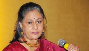 Jaya Bachchan taunted by Home Minister Sushilkumar Shinde in Parliament?