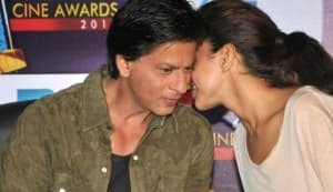 Deepika Padukone shares a secret with Shahrukh Khan!