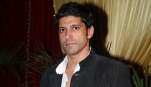 Why is Farhan Akhtar going back to college?