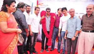 Vijay's Jilla launched, to go on floors in May
