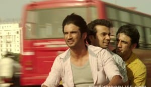 Kai Po Che song Manja: Sushant Singh Rajput, Amit Sadh and Raj Kumar Yadav shape their dreams