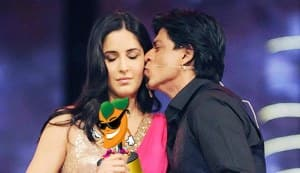 Shahrukh Khan-Katrina Kaif voted hottest new pair of the year: Bollywood Life Awards 2012