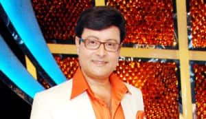 Mahima Chaudhry, Sachin Pilgaonkar and Vishal Malhotra on the sets of 'Chhote Miyan 3′
