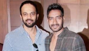 Ajay Devgn and Rohit Shetty awarded 'Pride of the Nation'