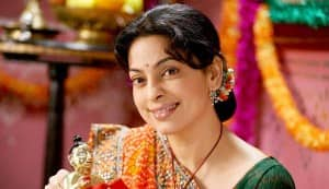 Juhi Chawla lends her voice to Om namo namah in Main Krishna Hoon