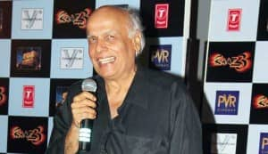 Mahesh Bhatt: Nephew Vishesh will revisit Arth with Murder 3