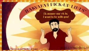 Would you like to use these pick-up lines from Matru Ki Bijlee Ka Mandola?