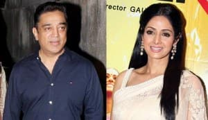 Kamal Haasan and Sridevi to create magic on screen after three decades!
