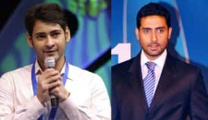 Mahesh Babu replaces Abhishek Bachchan in 'The Businessman'!