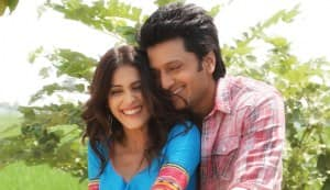 Riteish Deshmukh and Genelia D'Souza talk about real and reel life love