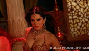 Sunny Leone's item song Laila teri le legi: Watch teaser promo of the Shootout at Wadala number!