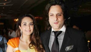 Fardeen Khan and wife Natasha are expecting twins