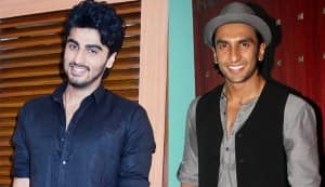 Have Ranveer Singh and Arjun Kapoor really buried the hatchet?