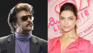 It's official – Deepika Padukone will be Rajinikanth's consort in 'Kochadaiyaan'