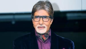 Amitabh Bachchan: Pran saab is a gentleman to the core!