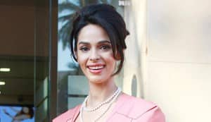 Mallika Sherawat visits Indore in a burqa to shoot for Dirty Politics