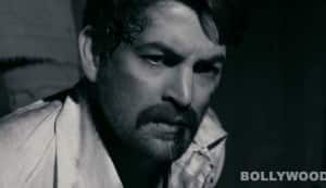 Neil Nitin Mukesh's portion in David shot in black and white