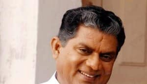 Jagathy Sreekumar to undergo bone surgery