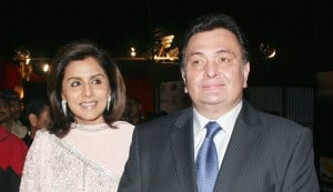 Rishi and Neetu Kapoor join Shahrukh Khan in Yash Chopra's next film