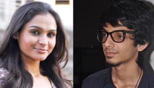 What's brewing between Andrea and Anirudh?
