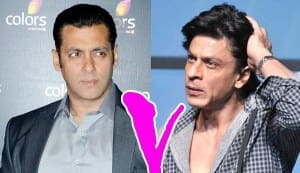 Salman Khan: If you want overacting, call Shahrukh Khan