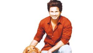 Shahid Kapoor loses his pet dog