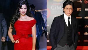 Katrina Kaif chooses Shahrukh Khan over Rs 1 crore offer