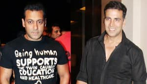 Salman Khan, Akshay Kumar will not clash at the BO this Eid