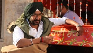 SON OF SARDAAR movie review: over-the-top and occasionally entertaining!