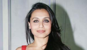 Rani Mukerji: What're you doing, babe?
