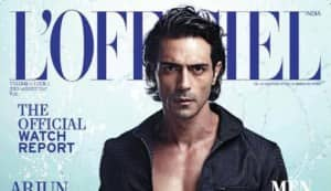 Arjun Rampal looks piping hot and how!
