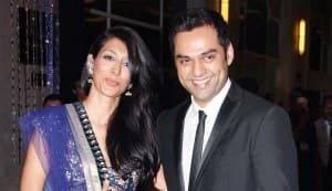 Abhay Deol and girlfriend Preeti Desai start shooting for a romantic comedy