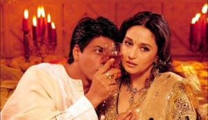 Shahrukh Khan's 'Devdas' in millennium top 10 movies' list