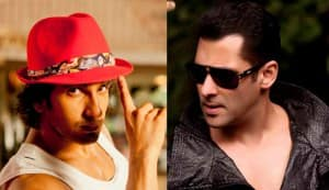 Is Ranveer more professional than Salman Khan?