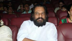 KJ Yesudas, happy birthday!