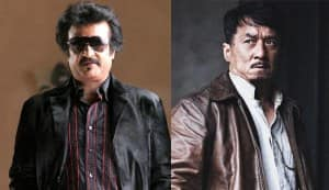 Rajinikanth and Jackie Chan come together for costliest Indian movie