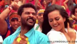 OH MY GOD song: Sonakshi Sinha shows off her moves in Go Govinda