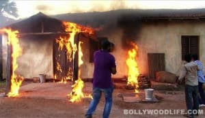 Himmatwala making 6: Sajid Khan sets the house on fire!