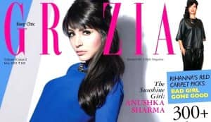 Anushka Sharma looks sexy and stunning on Grazia cover: Watch behind the scenes video!