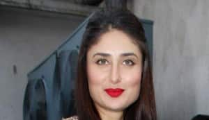 Kareena Kapoor and Madhur Bhandarkar on Dance Ke Superkids promoting 'Heroine'