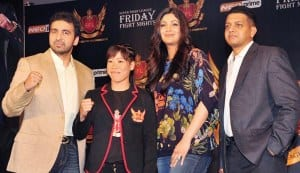 Shilpa Shetty and hubby Raj Kundra announce the Pro Martial Sporting event