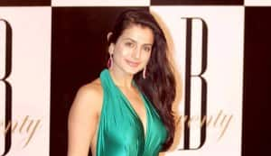 Is Ameesha Patel blowing her own trumpet?